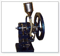 Hand Operated Tablet Press Machine